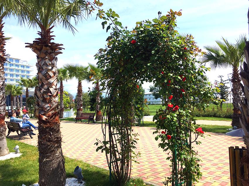 Курортный спа-отель Radisson Collection Paradise Resort & Spa Sochi