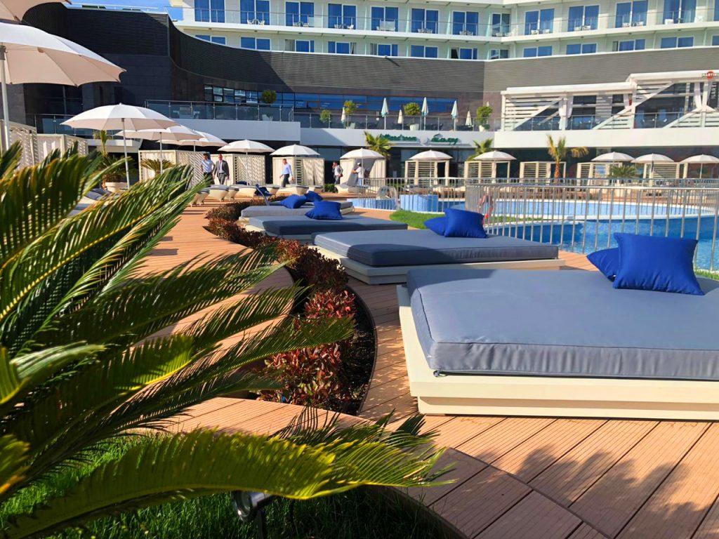 Бассейн Radisson Collection Paradise Resort & Spa Sochi